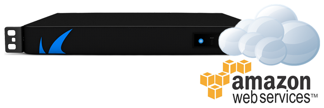 Barracuda NextGen Control Center for Amazon Web Service