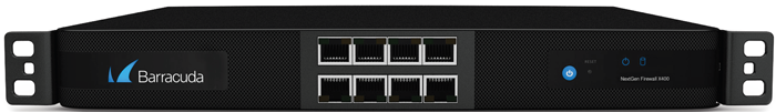 Barracuda CloudGen Firewall X400