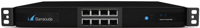 Barracuda CloudGen Firewall X600