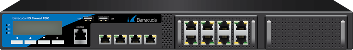 Barracuda CloudGen Firewall F800