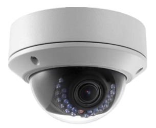 VIAAS Vari-focal Dome Network Camera