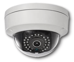 VIAAS Vari-focal Fixed Dome Network Camera
